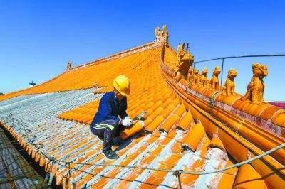 """北京:历代帝王庙""""整容"""" 明年中""""上新"""""""
