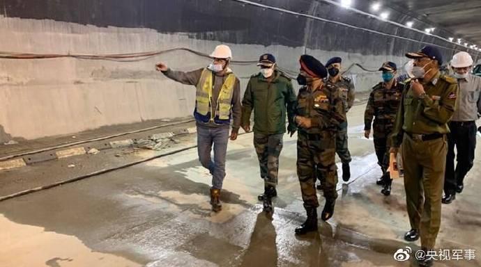 buy apple account:印媒:印度即将开通主要隧道通往疆域 第2张