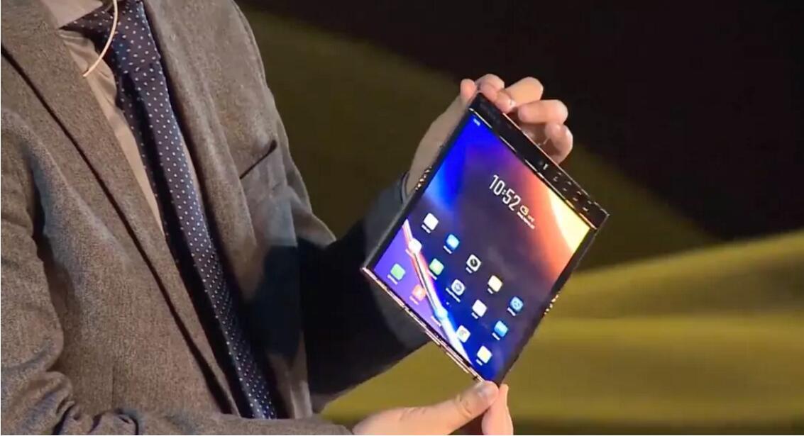 柔宇科技发布全新5G折叠屏手机FlexPai 2 并宣布与中兴通讯达成战略合作