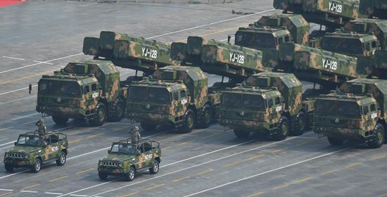 """鹰击-12B岸舰导弹,近海防御""""超级杀手"""""""