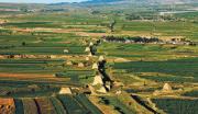 Ancient barrier brings people new horizon