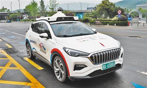 上海、長沙等地開始路測 無人駕駛時代加速到來