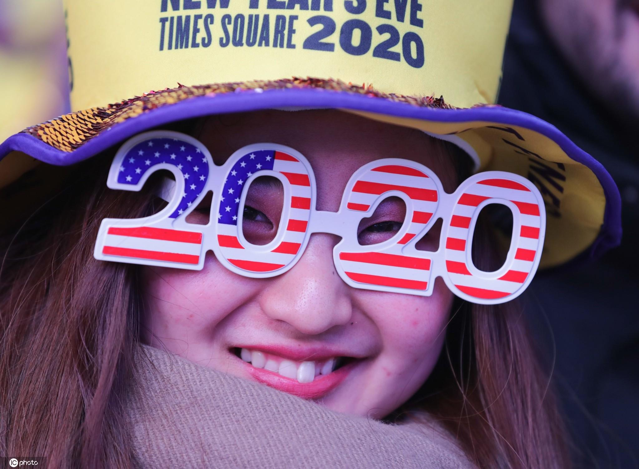 114年首次:美国纽约时代广场跨年流动改线上举行 第2张