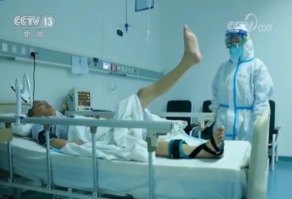 【中国抗疫斗争的生动实践】人民至上生命至上