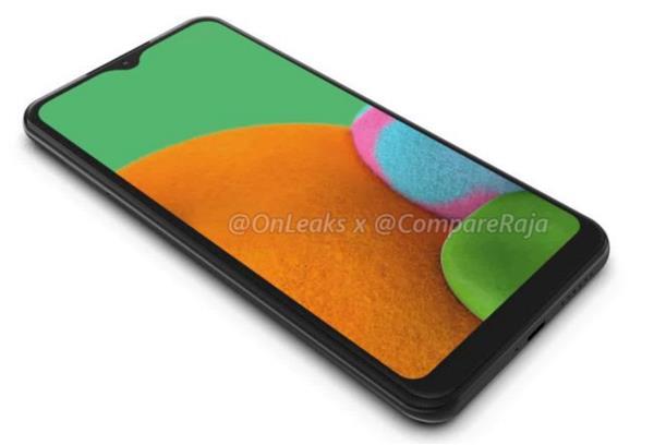 GalaxyA70e渲染图曝光:6.1英寸的屏幕,边框感人MicroUSB充电口
