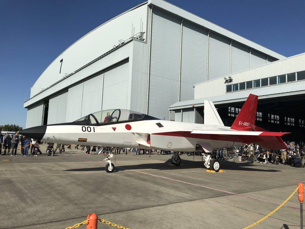 日本全面启动下一代战机开发披露了这些重要技术信息