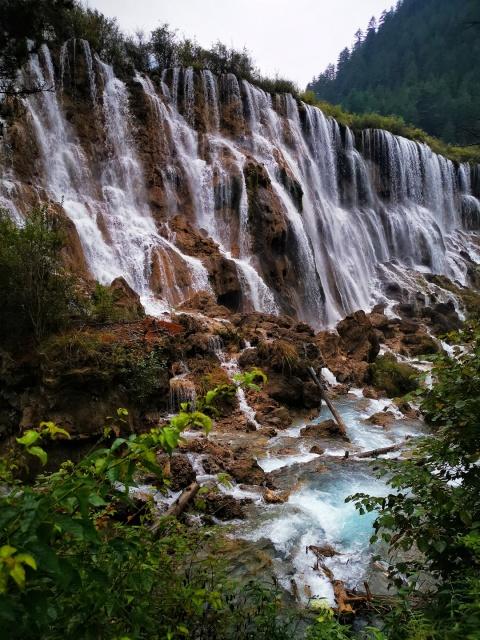 世界自然遗产:九寨沟,是人间仙境,是童话世界