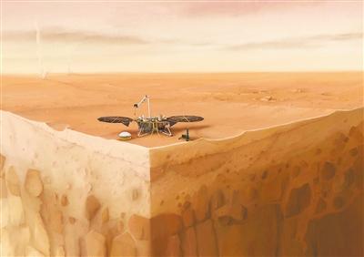 """""""洞察号""""一年:揭开火星神秘面纱的一角"""
