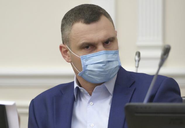 乌克兰基辅市长选举前一天确诊新冠 曾为重量级拳王