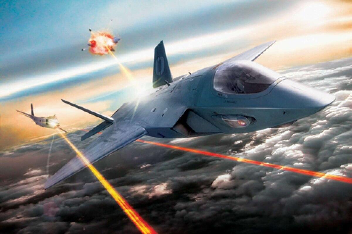 受新冠疫情影响美军推迟战斗机机载激光武器测试