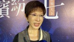 洪秀柱:台南吃中国饭、拜中国神……大家都是中国人
