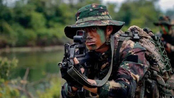 飒!第75集团军某旅实战化演练