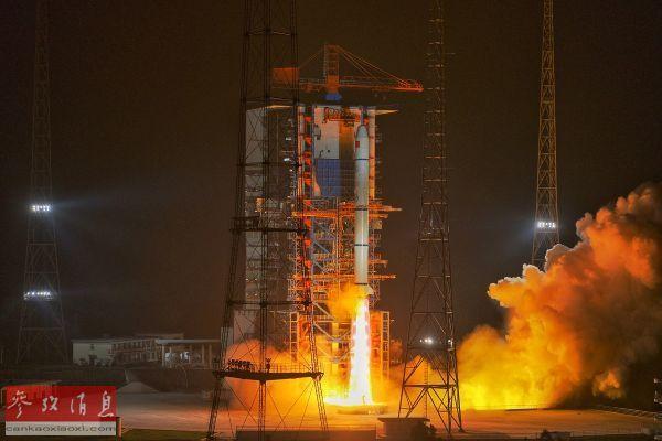 美媒:中国延续三年赢得太空发射竞赛