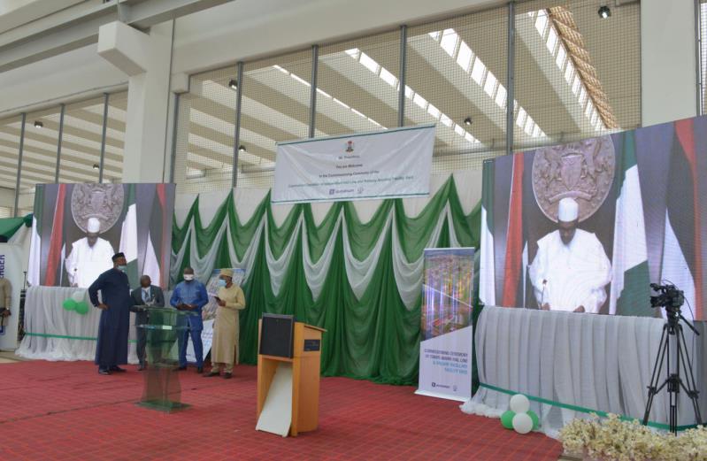 尼日利亚:中企辅助完成铁路修复革新 助力当地恢复发展经济 第1张