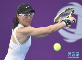 WTA卡塔尔公开赛:郑赛赛晋级