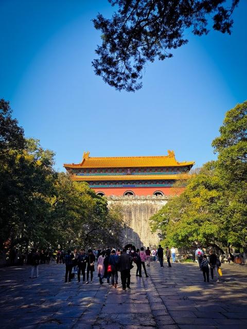 世界文化遗产:明清皇家陵寝·明孝陵,明清两朝帝陵建筑典范