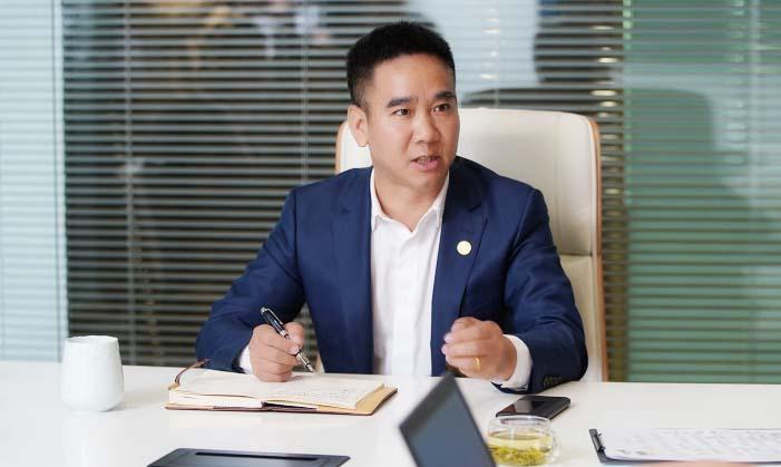大蜂控股董事长奚春阳发布全面复工复产动员令