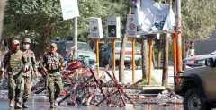 阿富汗总统竞选集会爆炸后 美大使馆附近又发生自杀式袭击