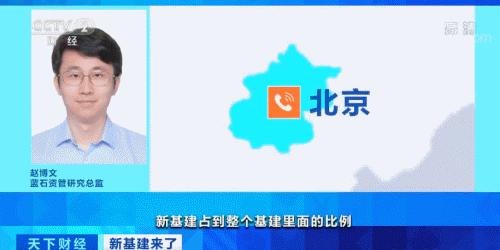 """蓝石资管做客央视 探讨万亿规模""""新基建"""""""