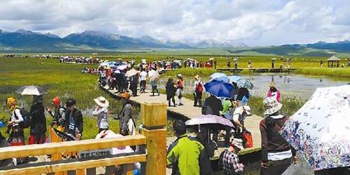 英媒:中国国内旅游预计在黄金周大幅反弹