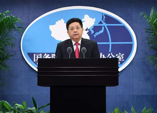 国台办:民进党当局插手香港事务,谋取政治私利
