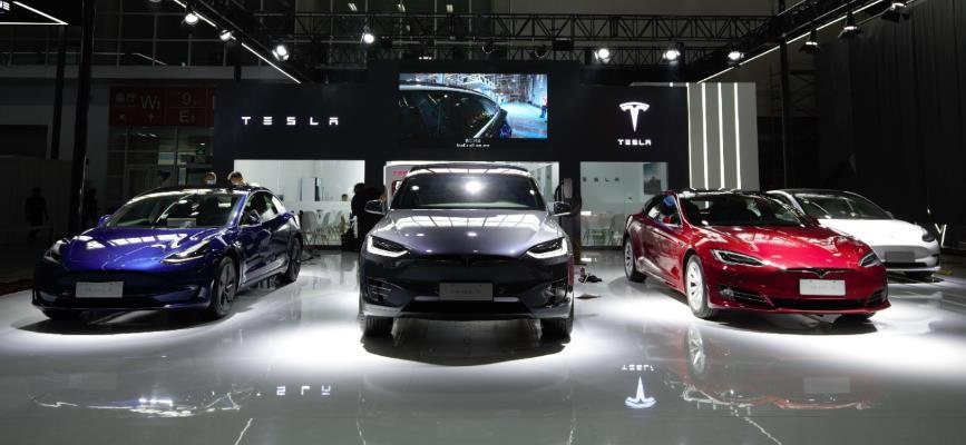 特斯拉携多款车型登陆北京车展