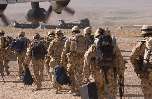 被指控虐杀阿富汗战俘和平民后 澳军又被曝出3周内有9名士兵自杀