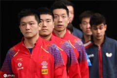 乒乓球团河南快三app登入—官方网址22270.COM世界杯:中国男团晋级4强 半决赛迎战日本