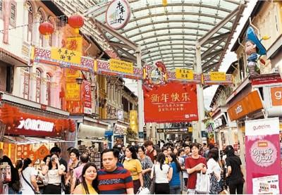 """出境游:中国人的""""新年货"""""""