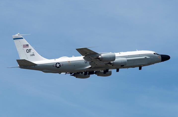 美军侦察机被曝从台湾北部上空飞过 美媒:已获美军证实,这极不寻常!