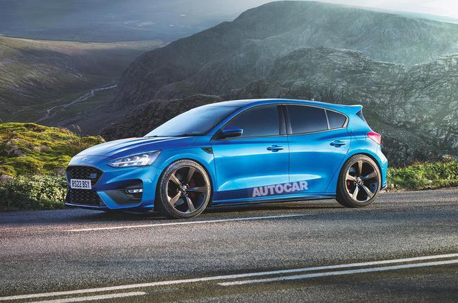 福克斯RS或推出插电混动版本2020年上市
