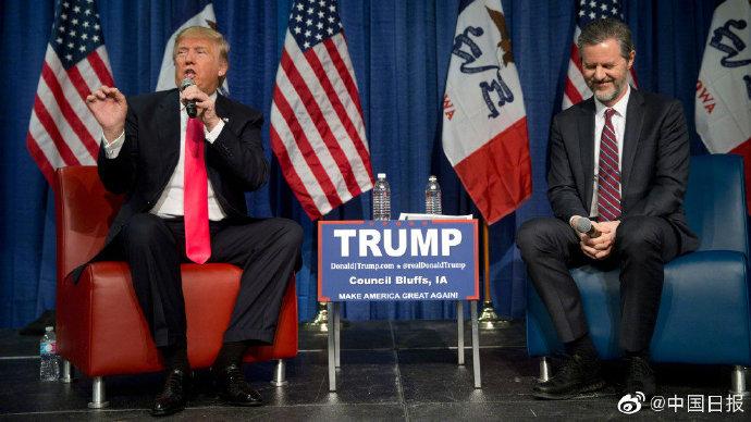 皇冠足球:美国福音派首脑因性丑闻引咎辞职曾在2016年支持特朗普竞选总统 第1张