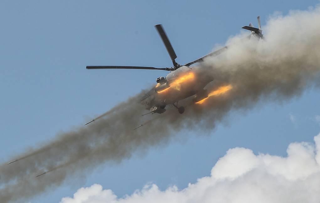 俄武装直升机将具备发射无人机能力 包括微型和自杀式无人机