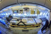 会飞的医院:德国军机开设ICU跨国转运重症患者
