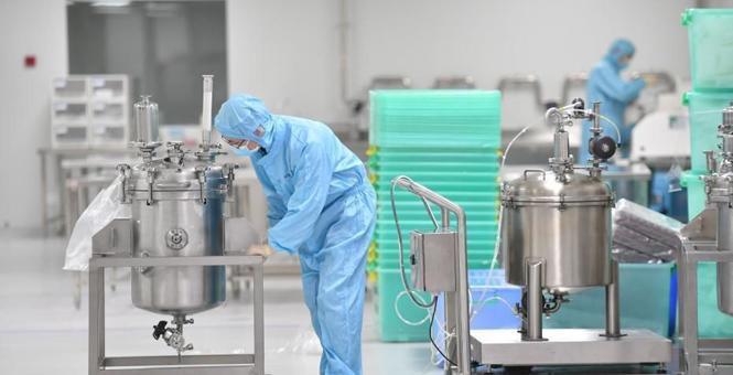 探访中国西南首个新型冠状病毒检测试剂盒生产企业