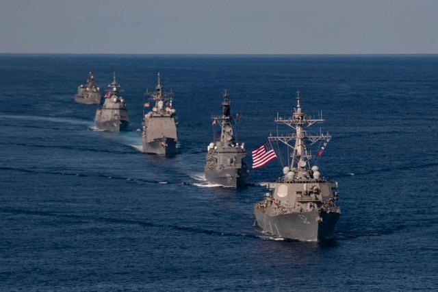 美最新型航母福特号被曝多人感染新冠病毒 美军拒绝透露内情
