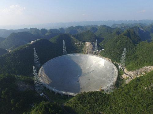 """""""中国天眼""""又迎新进展:其数据中心已经顺利完成升级"""