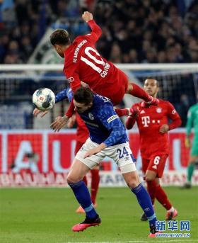德国杯:拜仁慕尼黑胜沙尔克04