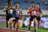 全国锦标赛:男子800米预赛赛况