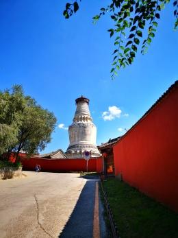 世界文化遗产:五台山,佛教四大名山之首