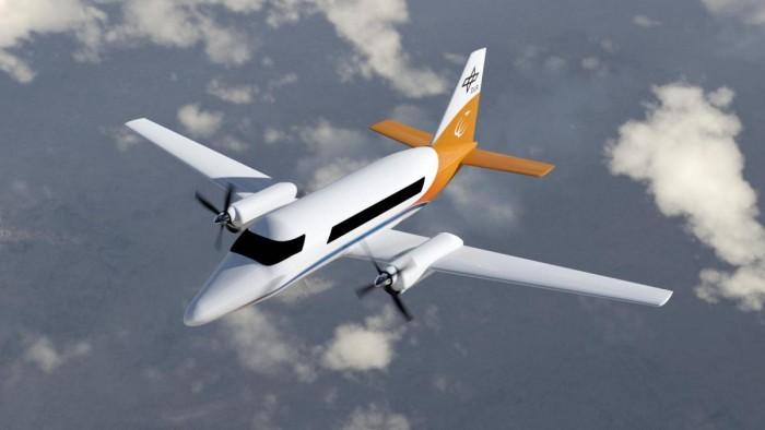 找到最佳的利基市场 电动飞机可能会在短途通勤路线中发挥作用