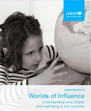 皇冠新现金网平台:联合国讲述:发达国家中荷兰儿童最幸福美国倒数第三