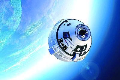 """NASA将进行波音""""星际客机""""第二次非载人试飞"""