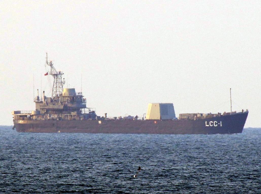 """台湾""""神盾舰""""雷达现身海试想追赶大陆已是望尘莫及"""