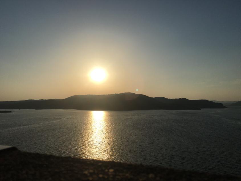 【中国梦·黄河情】抚摸大河的脉搏——小浪底之歌