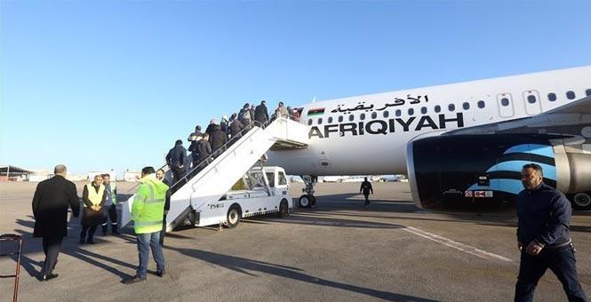 利比亚的黎波里机场恢复通航