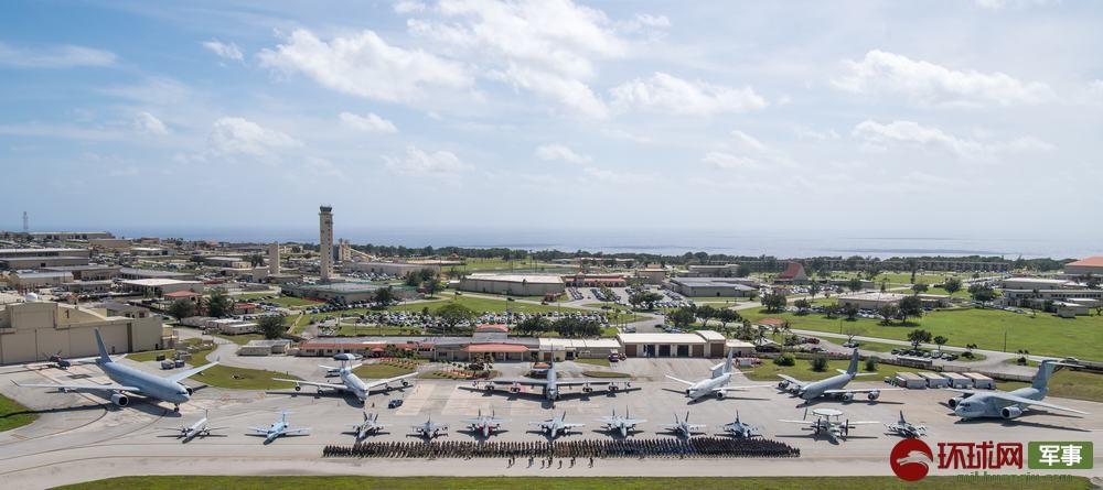 美日澳又有大动作!在中国周边集结上百架战机