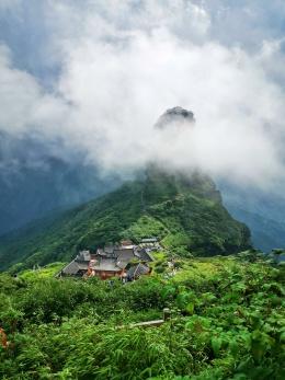 世界自然遗产:梵净山,山明水秀的珍稀物种保留地