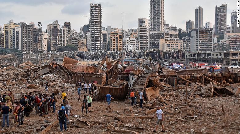 allbet gaming代理:【视频】排场惊人!黎巴嫩贝鲁特港大爆炸前后对比 第6张