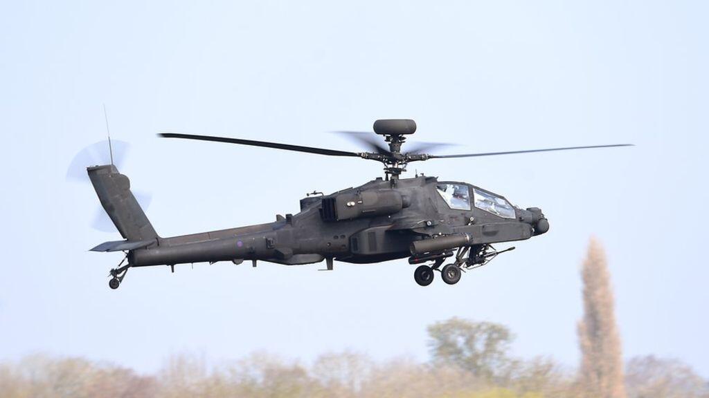 美国向菲律宾出售阿帕奇直升机黄了菲防长:太贵,没钱